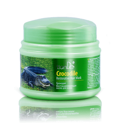Восстанавливающая маска для волос Крокодил, 500мл