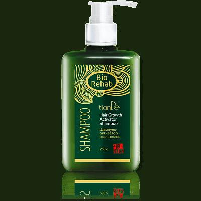 Шампунь активатор роста волос Bio Rehab, 250г