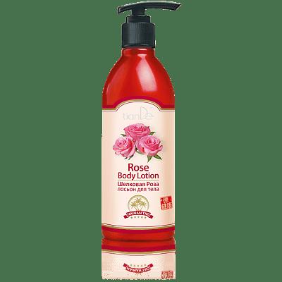 Лосьон для тела Шелковая роза, 350 г