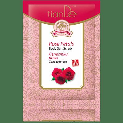 Соль для тела Лепестки розы, 60г