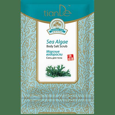 Соль для тела Морские водоросли, 60г