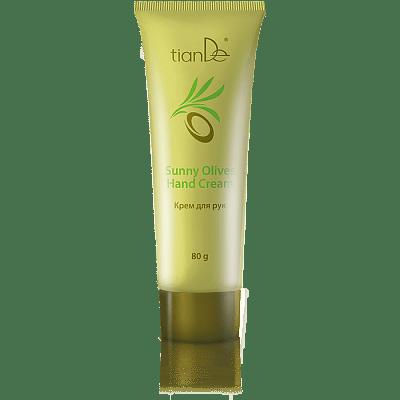 Крем для рук Солнечные оливки, 80 г