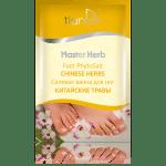 Солевая ванна для ног Китайские травы, 50 г
