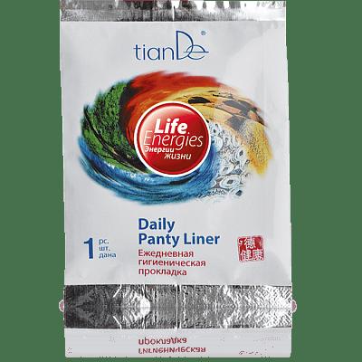 Ежедневная гигиеническая прокладка Энергии жизни, 1 шт