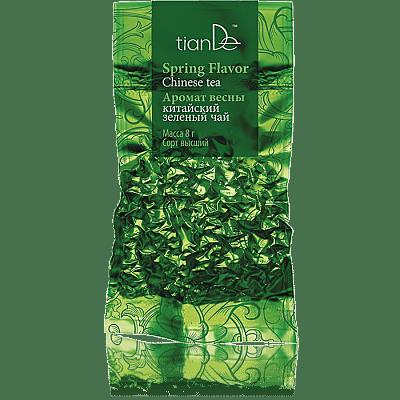 Китайский зеленый чай Аромат весны, 8 г