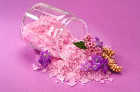 Соли для ванн как средство омоложения.