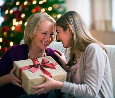 Подарок папе и маме на новый год своими руками