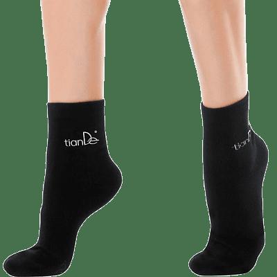 Носки с точечным нанесением турмалина, размер 26см