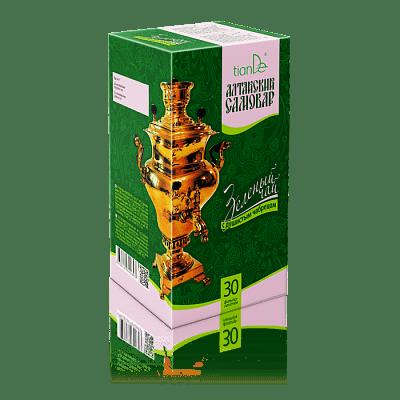 Зеленый чай с душистым чабрецом, 30 фильтр-пакетов