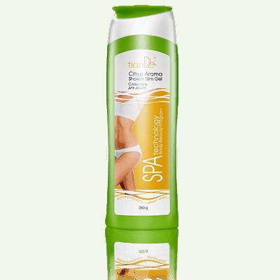 Слим-гель для душа Citrus Aroma, 200 г