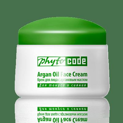 Крем для лица c aргановым маслом  SPF 9,2 , 50 г
