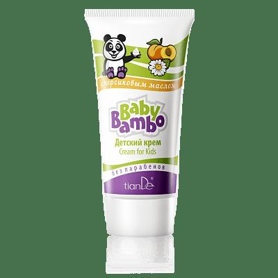 Детский крем Бейби Бамбо, 45 мл