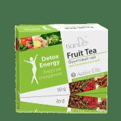Фруктовый чай «Энергия очищения», 2 х 25 г